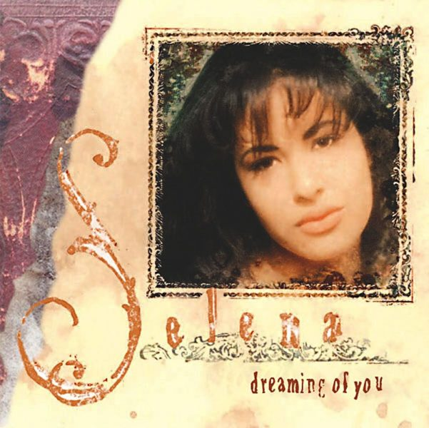 "Cover for Selena's ""Dreaming Of You"""