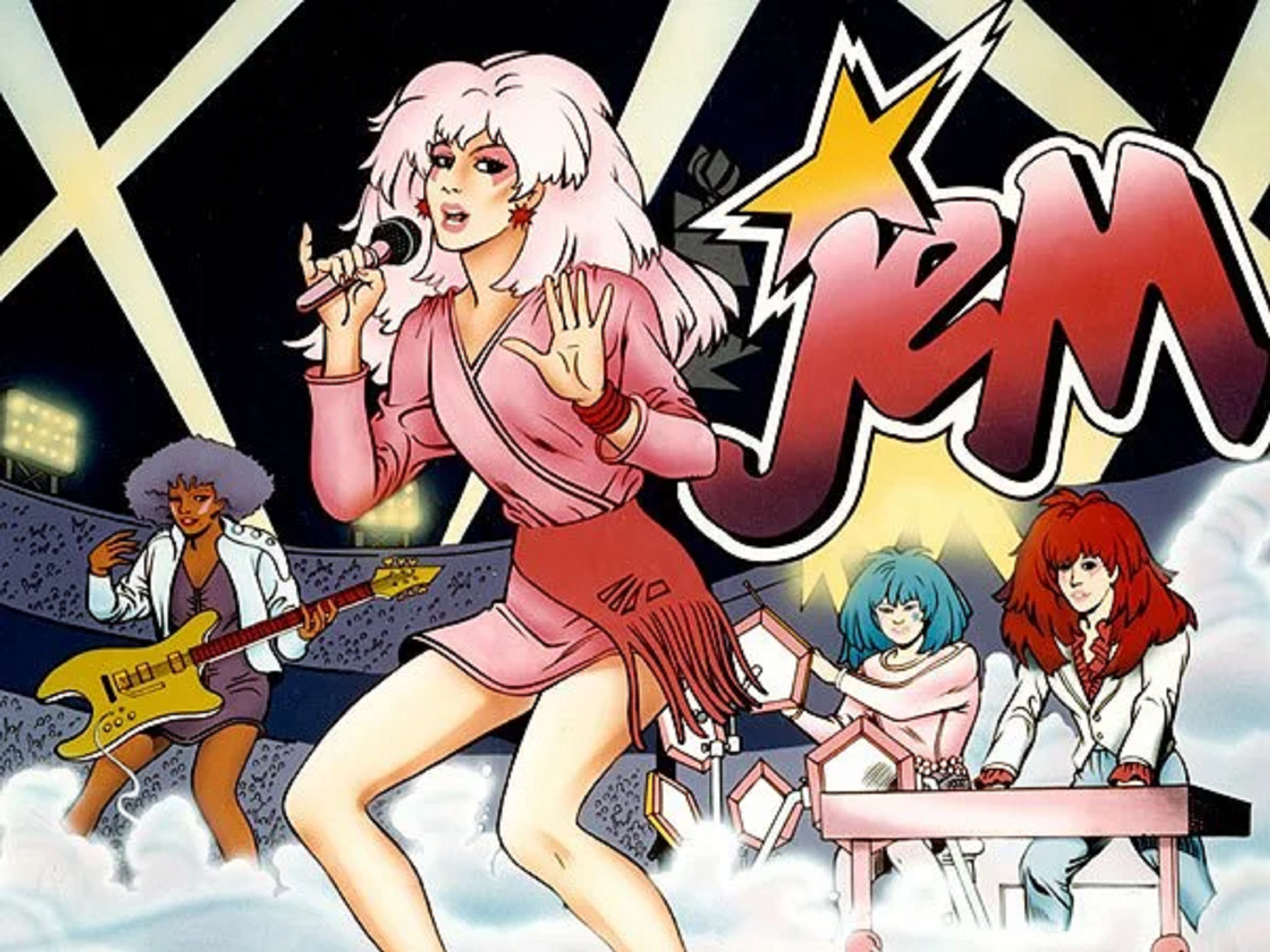 80s Cartoon Jem and the Holograms: Songs That Are Still Catchy