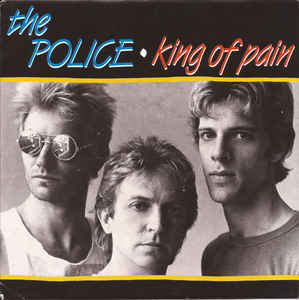 #SongLyricsSunday: I Will Always Be the King of Pain