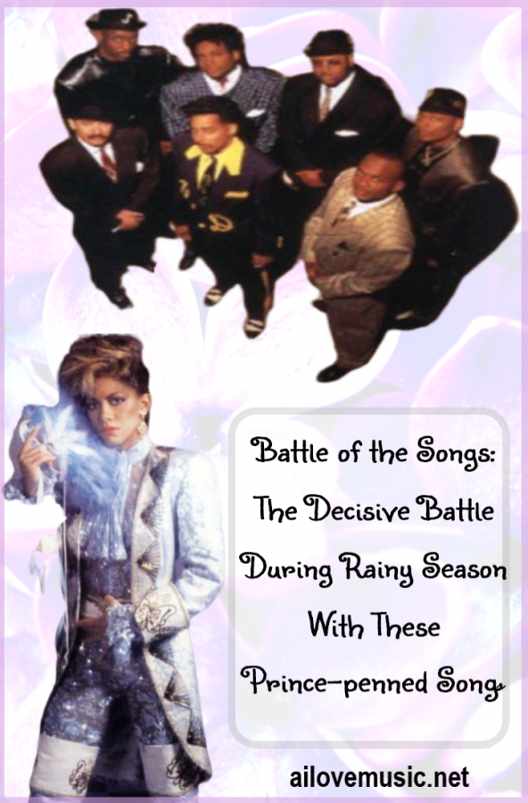 Battle of the Songs: The Decisive Battle During Rainy Season With These Prince-penned Songs