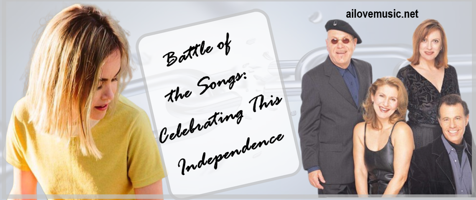 Battle of the Songs: Celebrating This Independence