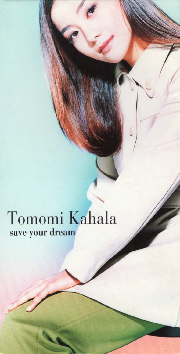 "Reliving 90s' hit ""Save Your Dreams"" with Tomomi Kahala"