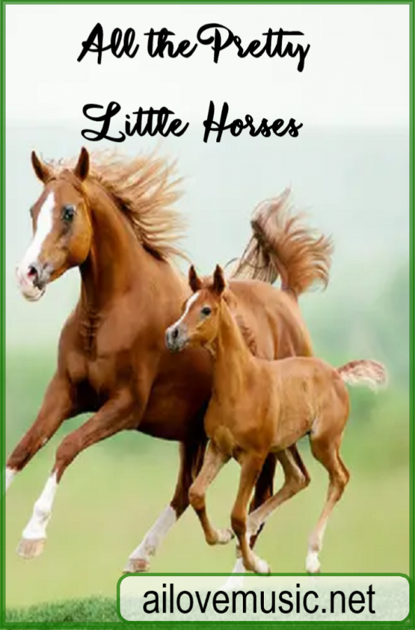 "A Classical Lullaby: ""All the Pretty Little Horses"""