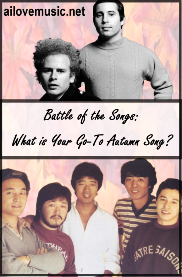 Battle of the Songs: What is Your Go-To Autumn Song? Pin
