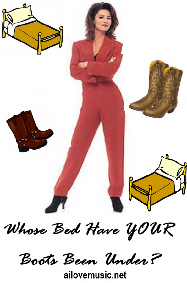 "Pin Image for ""Whose Bed Have YOUR Boots Been Under?"""