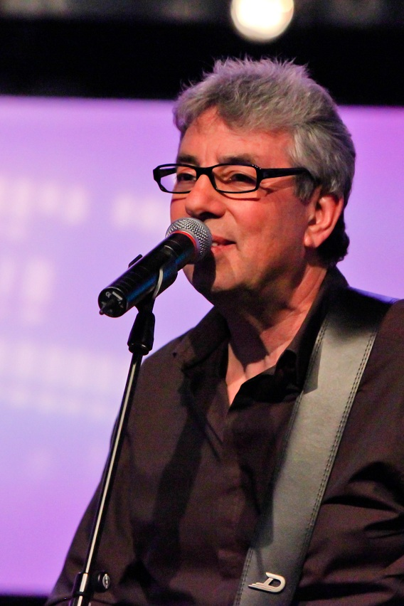 "Graham Gouldman who wrote ""Bus Stop"""