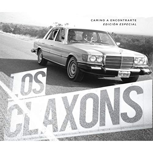 Los Claxons album cover