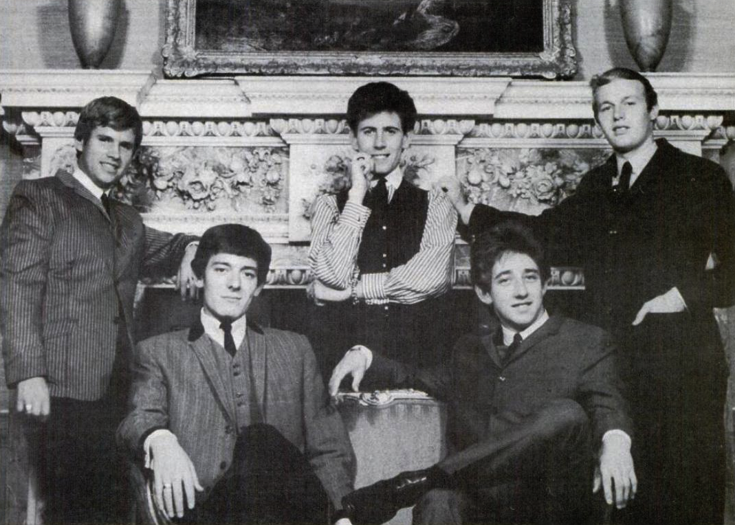 "The Hollies who performed ""Bus Stop"""