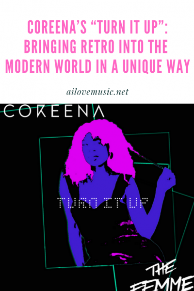 "Pin for Coreena's ""Turn it Up"": Bringing Retro Into the Modern World in a Unique Way"
