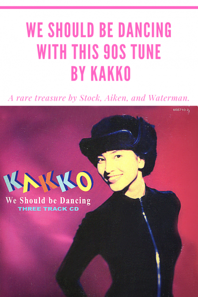 "Pin Image for ""We Should Be Dancing With This 90s Tune by Kakko"""