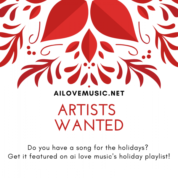 "Artists Wanted For ""25 Days of Holiday Songs"" Challenge"