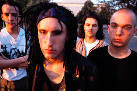 Nine Inch Nails in 1989