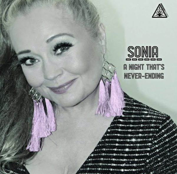 "Cover for Sonia's ""A Night That's Never-Ending"""
