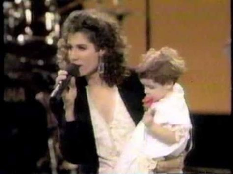 Amy Grant with her daughter Millie