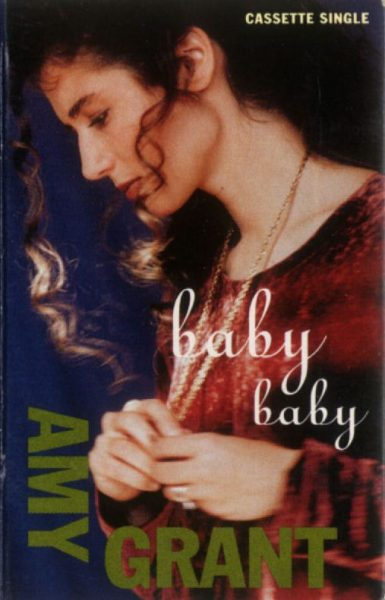 "CT cover for Amy Grant's ""Baby Baby"""