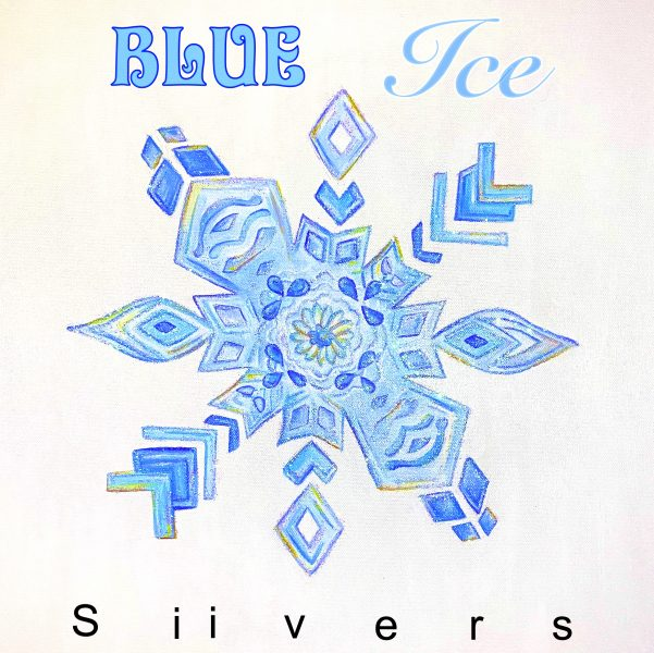 "Cover of ""Blue Ice"""