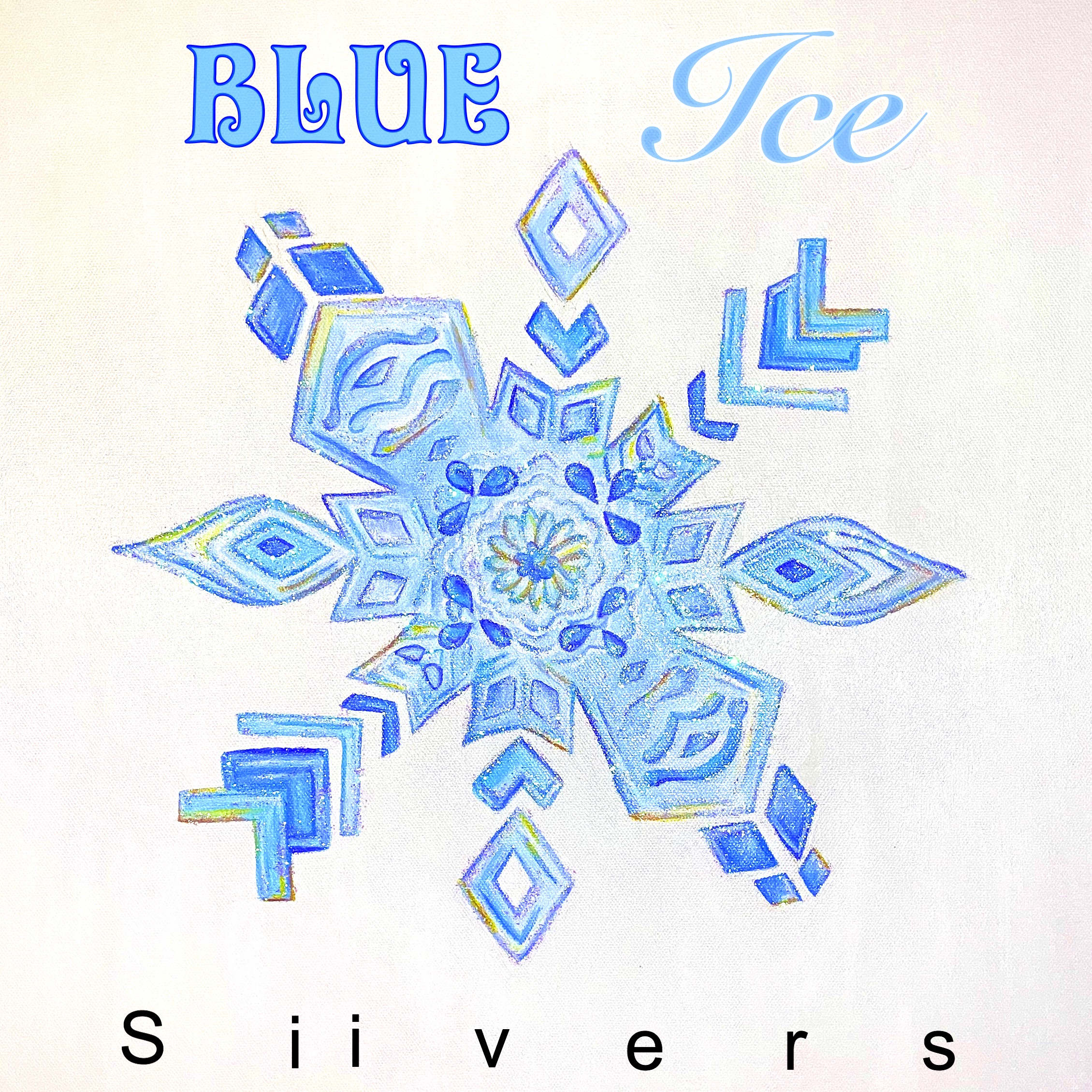 "Ringing in the New Decade with Siivers' Newest Single ""Blue Ice"""