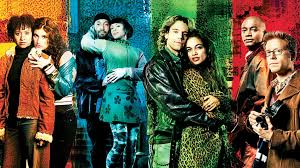 Promotion for the film version of Rent