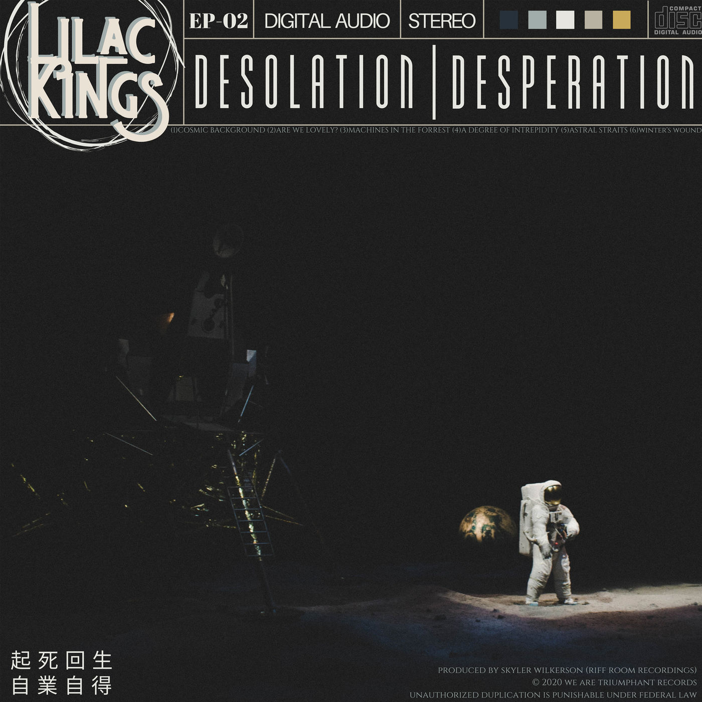 "Searching For New Purpose With Lilac Kings' ""Astral Straits"""