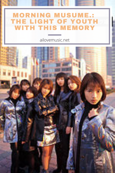 Morning Musume.: The Light of Youth with This Memory pin image