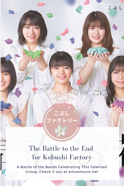 The Battle to the End for Kobushi Factory pin image