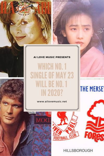 Which No. 1 Single of May 23 Will Be No. 1 in 2020?