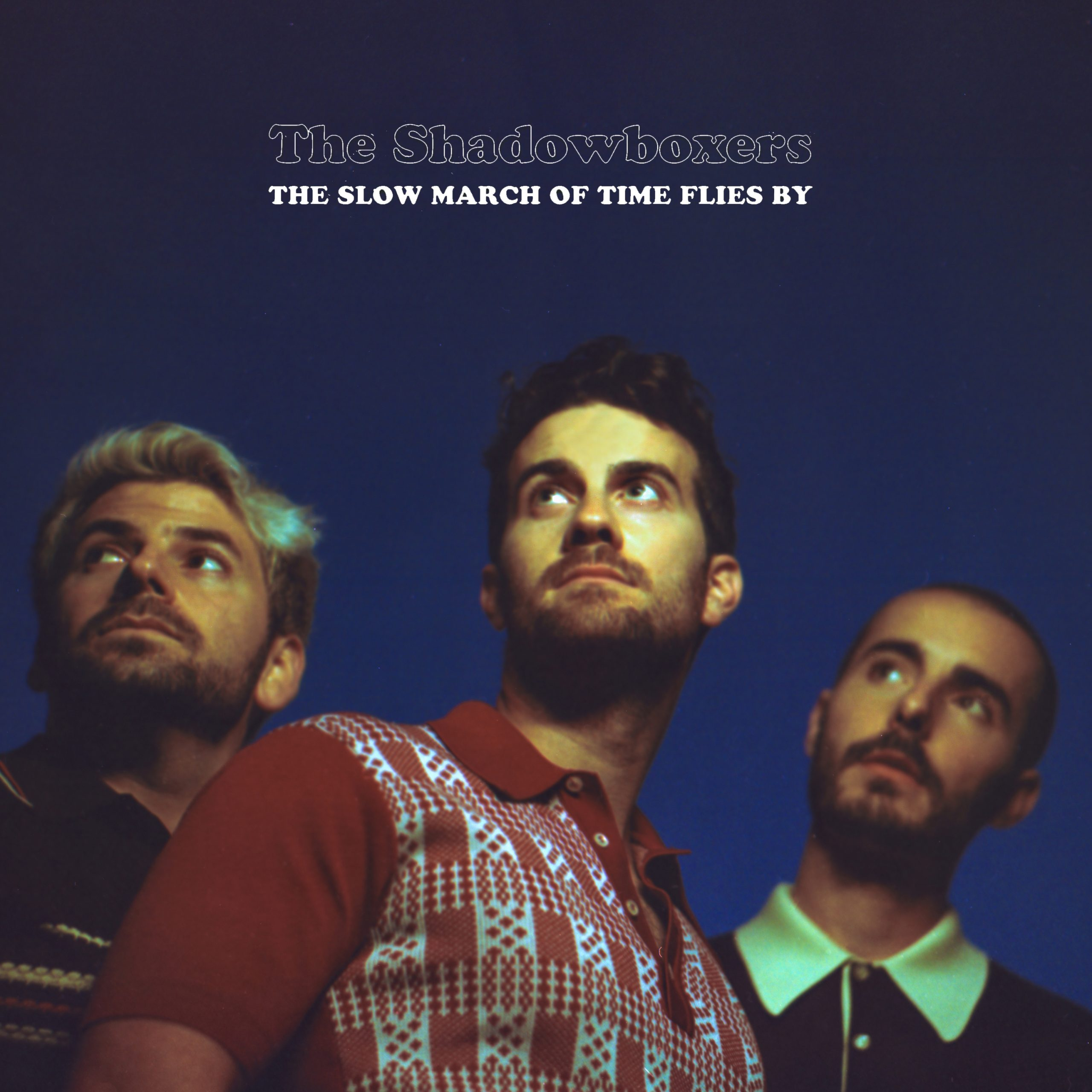 American US Rock-Pop Band The Shadowboxers' newest album: The Slow March of Time Goes By