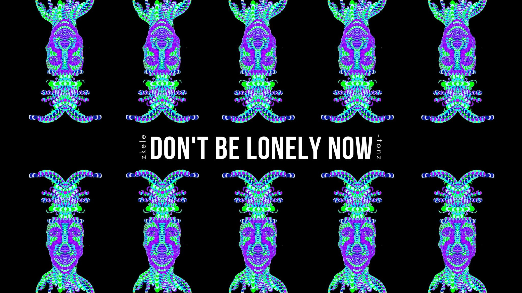 "Zkeletonz's ""Don't Be So Lonely Now"": A Blazing Electropop Message of Being Yourself"