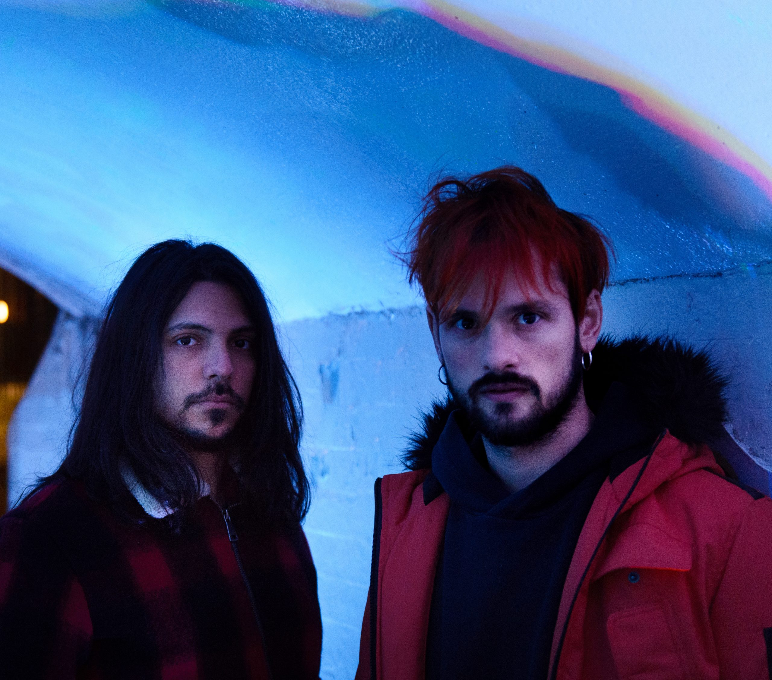 "Talking With the UK Synthpop Duo Screams From The Sun About Their Latest Release: ""Down Down"""