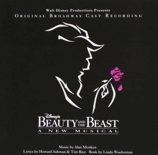 Beauty and the Beast Musical album cover