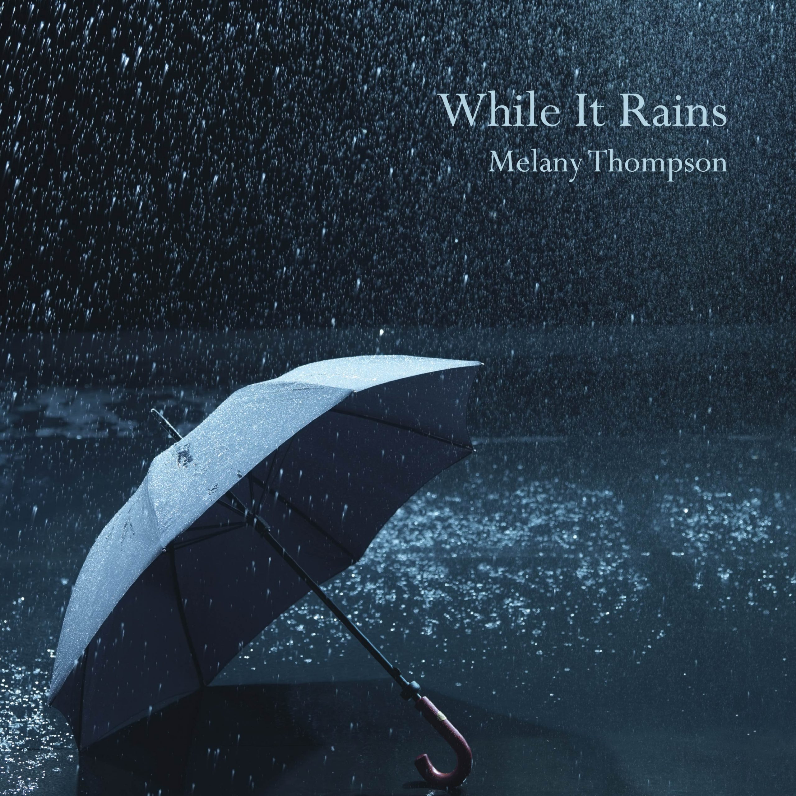 "Melany Thompson's ""While It Rains"" Brings Out This Kind of Feeling"