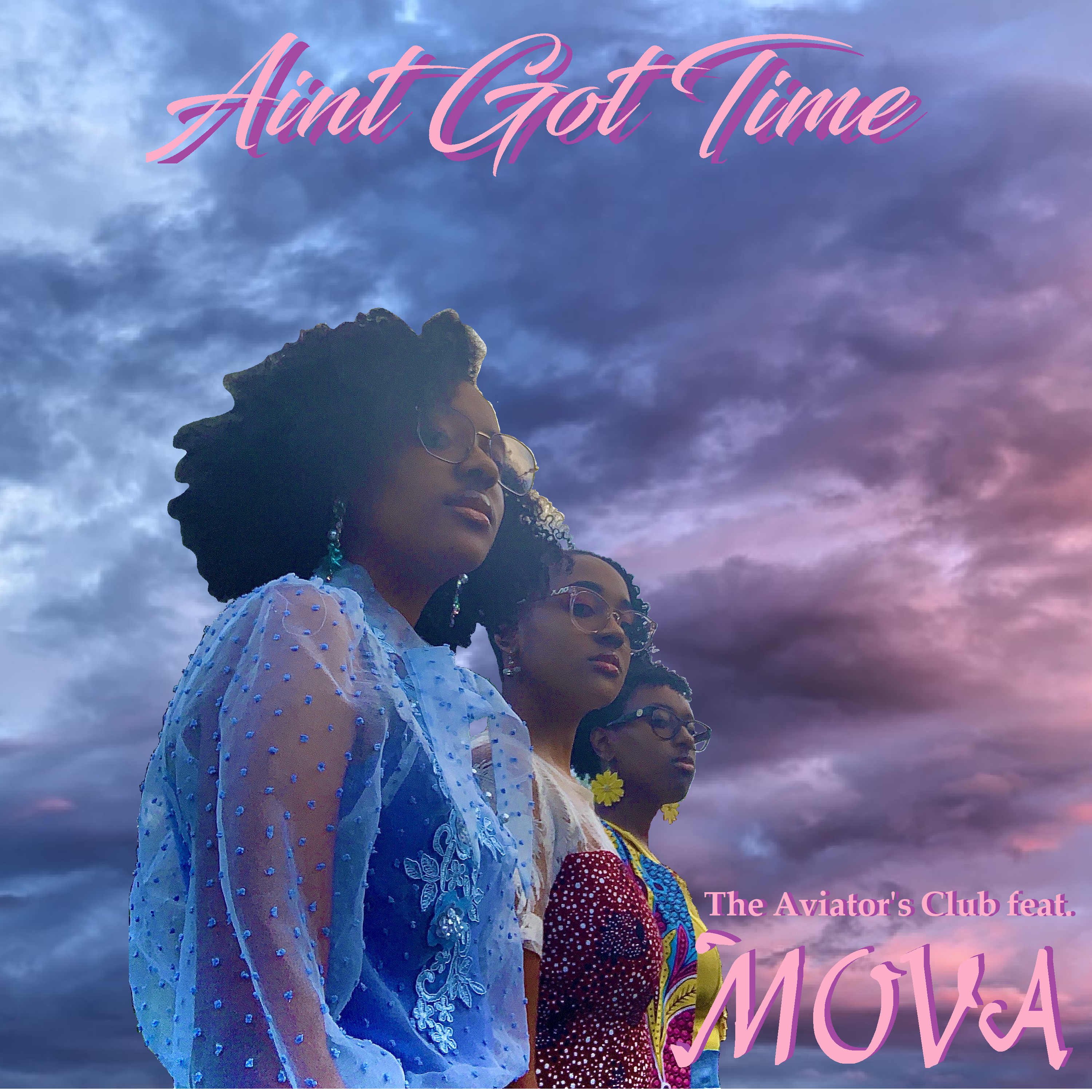 "Getting Into The Groove With ""Ain'T No Time"" by The Aviator's Club feat Mova"