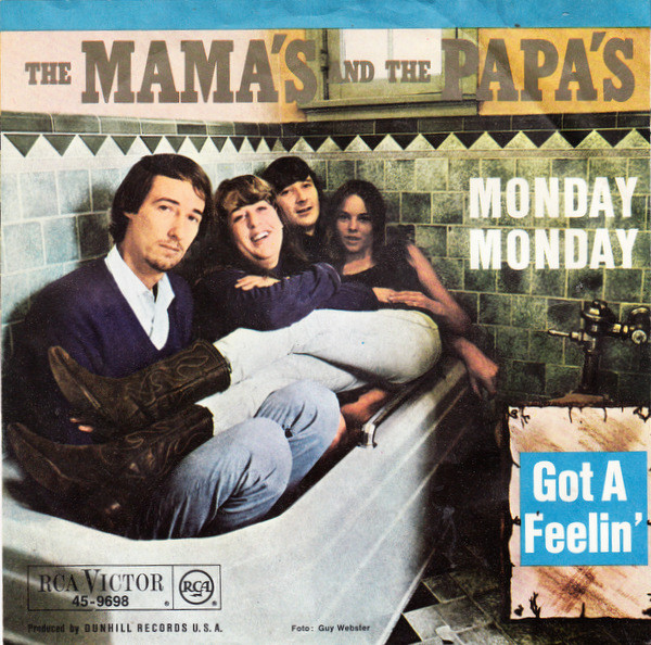 """Monday Monday"" by The Mamas & The Papas: An Ode to Mondays"
