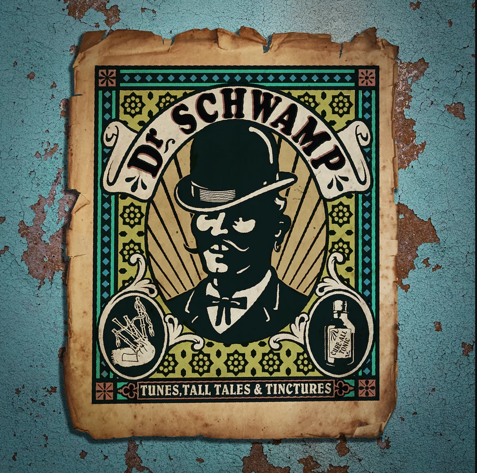 Ready to Get Up and Dance? Check Out Dr Schwamp's Newest Single and Album