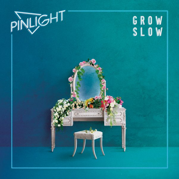 """Cover art for """"Grow Slow"""" by PINLIGHT"""