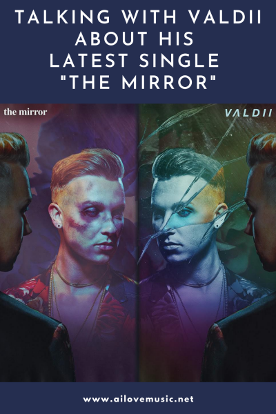 """Talking With Valdii About His Latest Single """"The Mirror"""""""