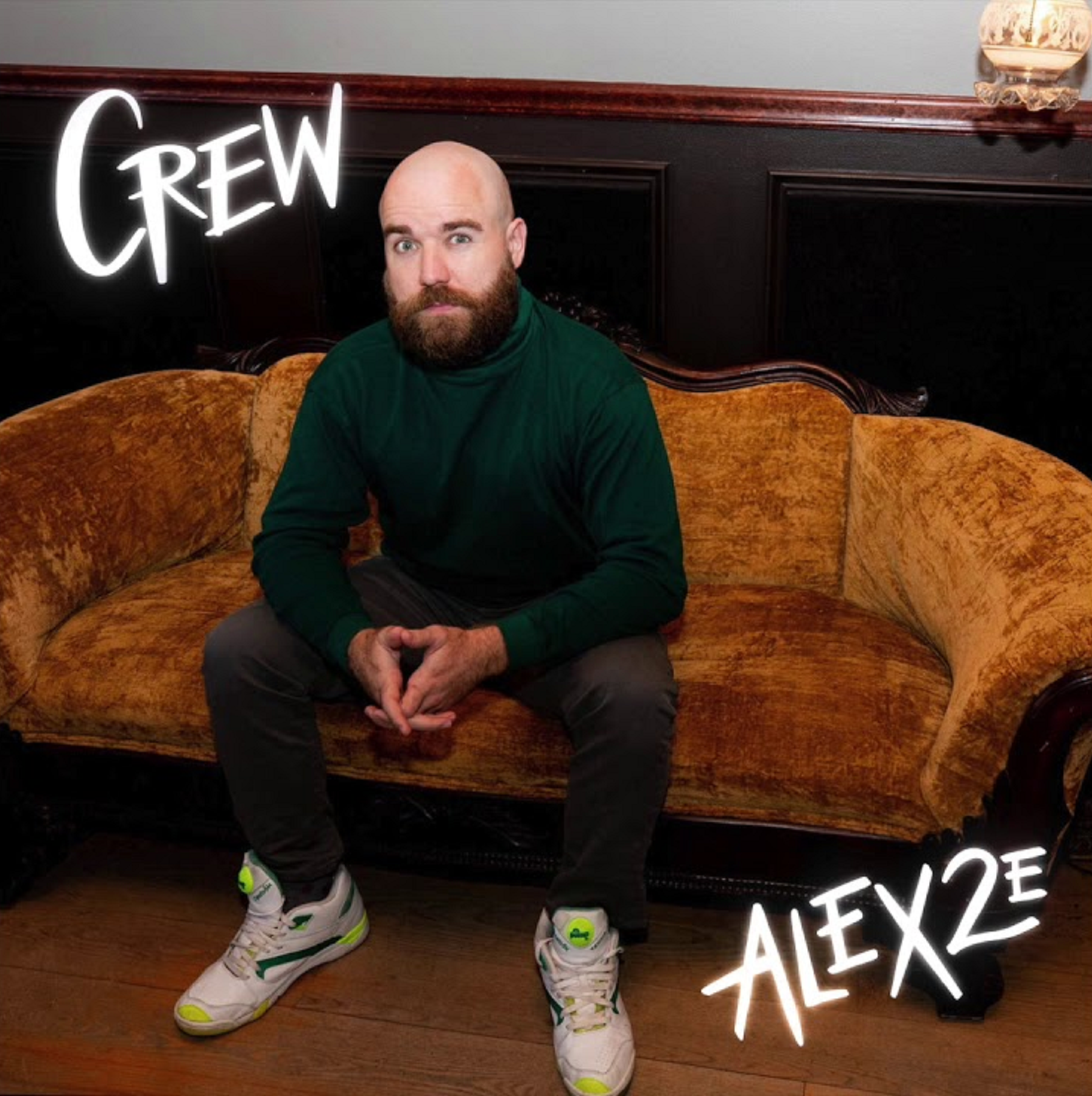 "Checking Out American Singer-Songwriter Alex2e's Newest Single ""Crew"""