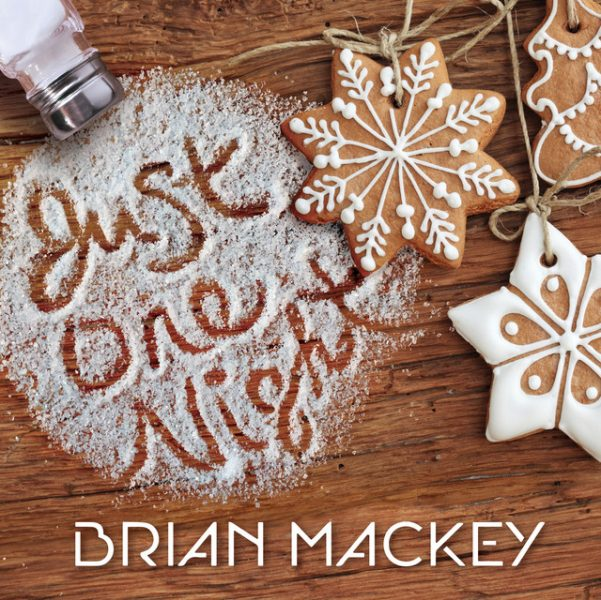 "Cover art for ""Just One Night"" by Brian Mackey"