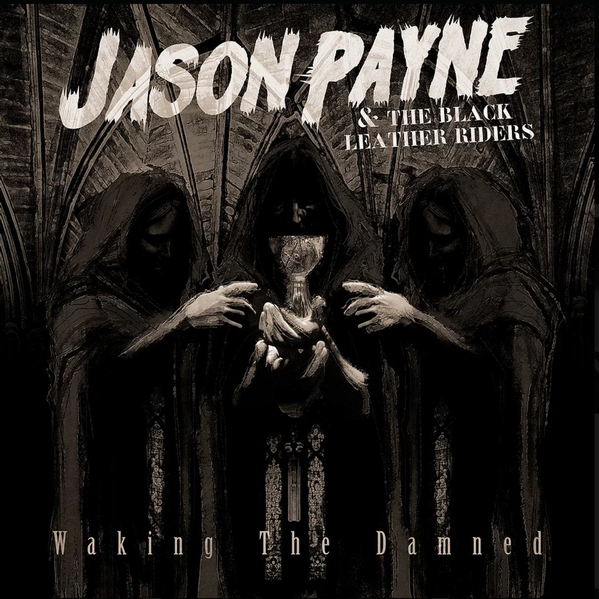 Talking With UK Melodic Metal Artist Jason Payne & The Black Leather Riders About His New Single