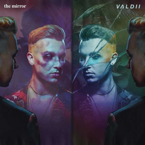 """Cover art for """"The Mirror"""" by Valdii"""