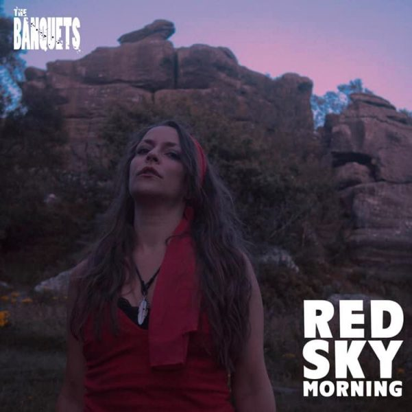 "Cover art for ""Red Sky Morning"" by The Banquets"