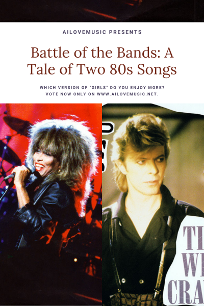 Battle of the Bands: A Tale of Two 80s Songs