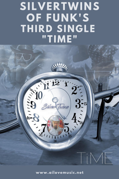 """The Daily Feature: Silvertwins of funk's Third Single """"Time"""""""