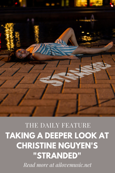 """The Daily Feature: Taking a Deeper Look at Christine Nguyen's """"Stranded"""""""