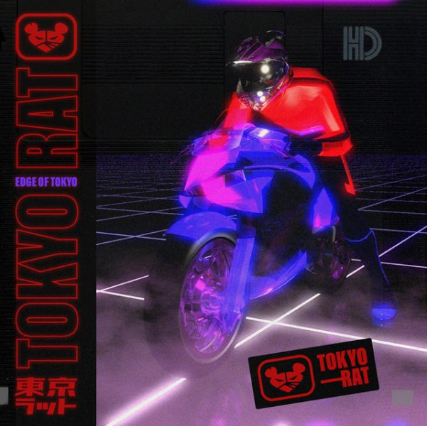 Cover art for Edge of Tokyo by Tokyo Rat