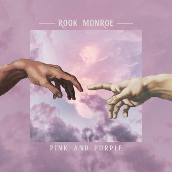 "Cover art for Rook Monroe's ""Pink and Purple"""