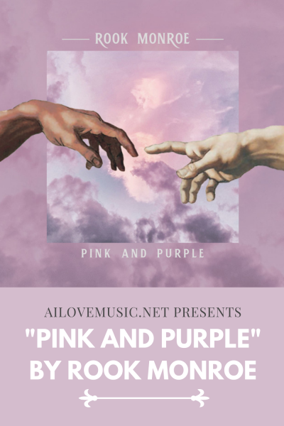 "Today's Feature: Rook Monroe's ""Pink and Purple"""