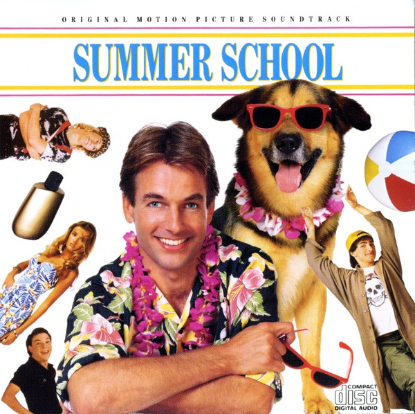 Cover art for the Summer School soundtrack