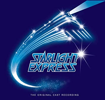 Cover art for Starlight Express soundtrack