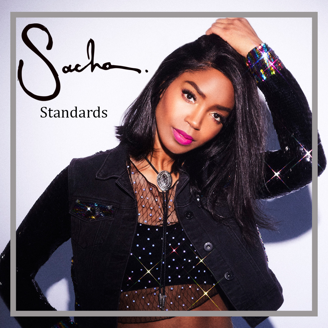 "Talking With Canadian Country Singer-Songwriter Sacha About Her Newest Release ""Standards"""